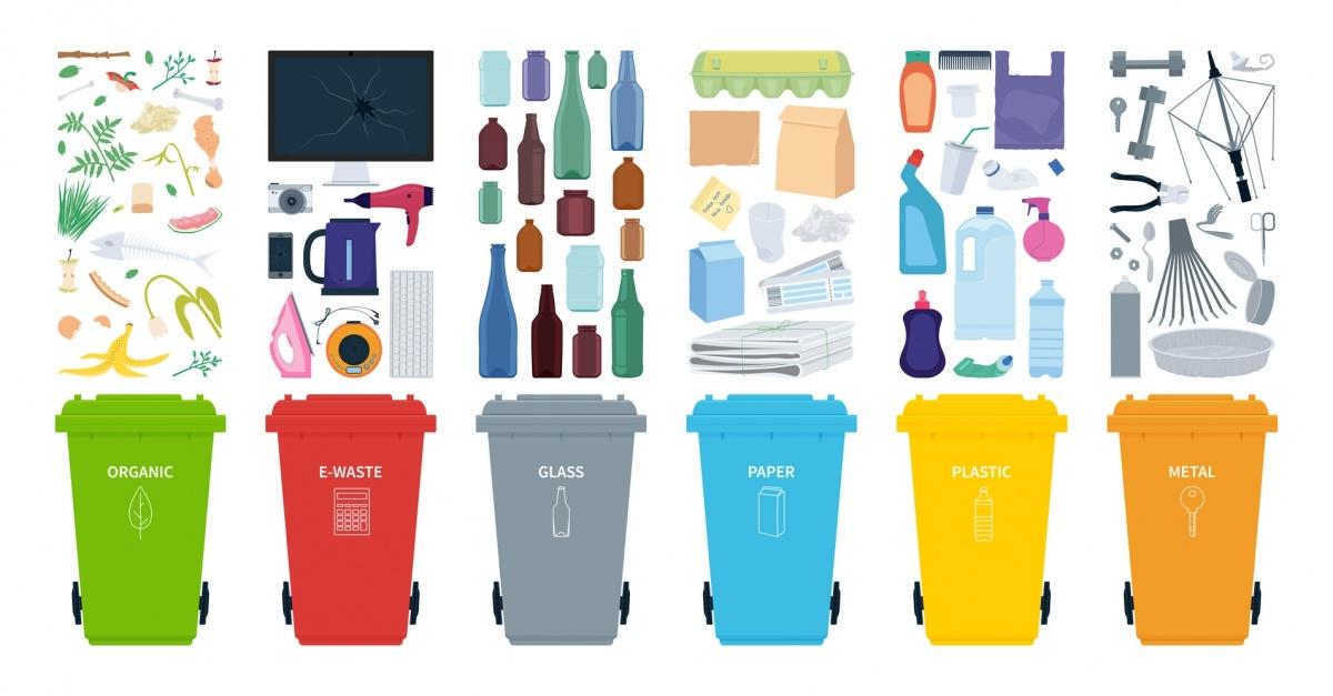 Segregacja odpadów – czy warto? | HABA RL - Przydomowe oczyszczalnie  ścieków, separatory tłuszczu i węglowodorów