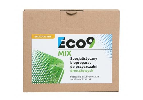 ECO9 MIX 2KG - Bakterie w saszetkach na cały rok