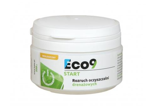 Eco9 START - Rozruch oczyszczalni