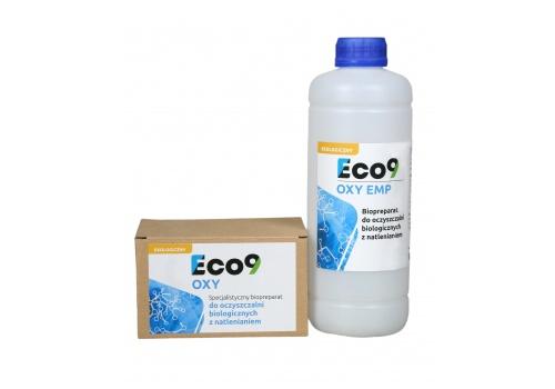 Eco9 OXY - Bakterie do oczyszczalni tlenowych