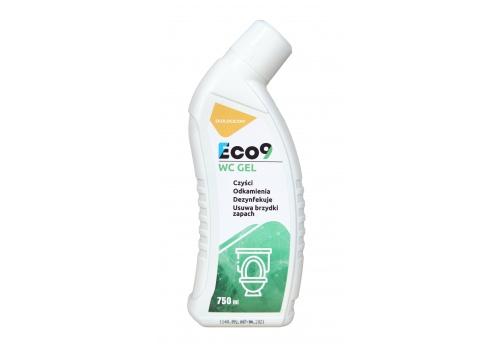 Eco9 WC GEL - Ekologiczny żel do toalet