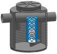 Separatory węglowodorów z BY-PASSEM