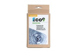 EKOPIPE - Preparat do udrażniania odpływów, rur kanalizacyjnych