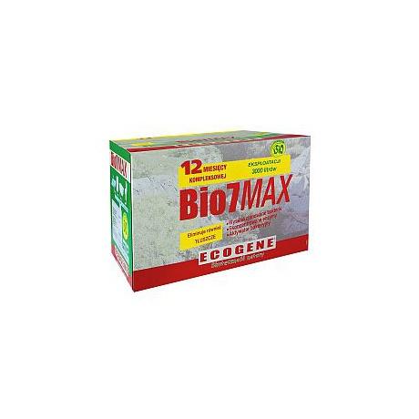 Bio7 MAX 2kg - Bakterie do oczyszczalni na cały rok