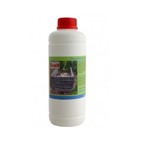 Eco9 Kompost - Pielęgnacja ogrodu