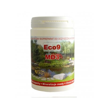 Eco9 MD3 - Efektywne bakterie