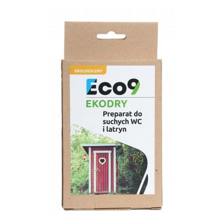 EKODRY - Środek do toalet turystycznych, suchych WC, latryn