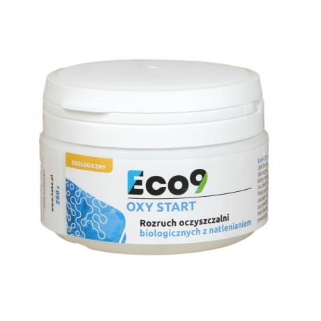 Eco9 OXY START - Rozruch oczyszczalni tlenowych