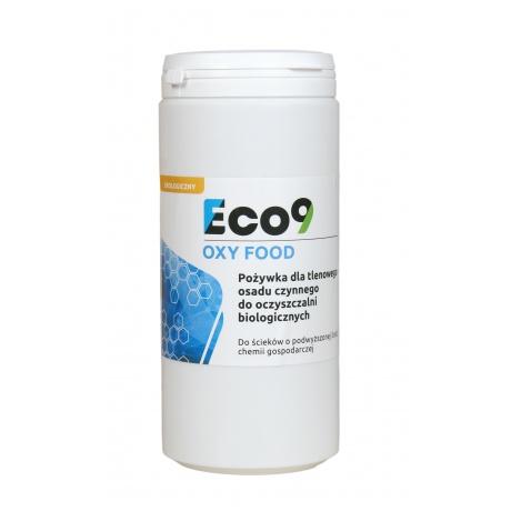 Eco9 OXY FOOD Wzmocnienie osadu czynnego