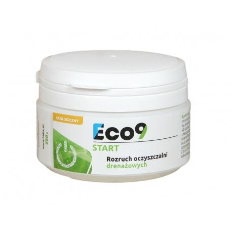 Eco9 START - Rozruch oczyszczalni drenażowych