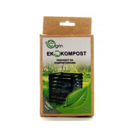 EKOKOMPOST - Preparat do kompostowania