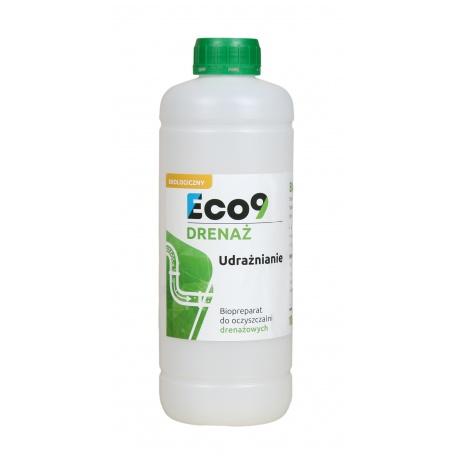 Eco9 DRENAŻ - Udrożnianie drenażu 1000ml