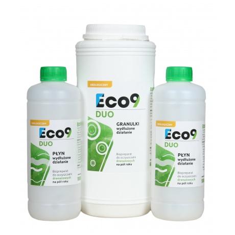 Eco9 DUO wydłużone działanie - raz na pół roku!