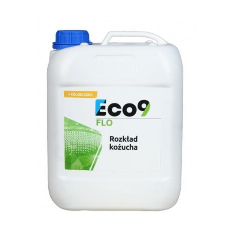 Eco9 FLO 5000ml - Rozkład kożucha