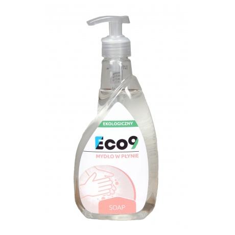Eco9 SOAP - Ekologiczne mydło w płynie