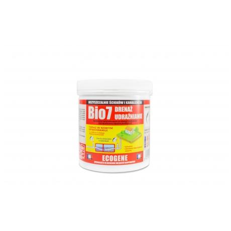 Bio7 Drenaż - Udrażnianie oczyszczalni 4x200g